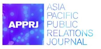 Asia Pacific Public Relations Journal
